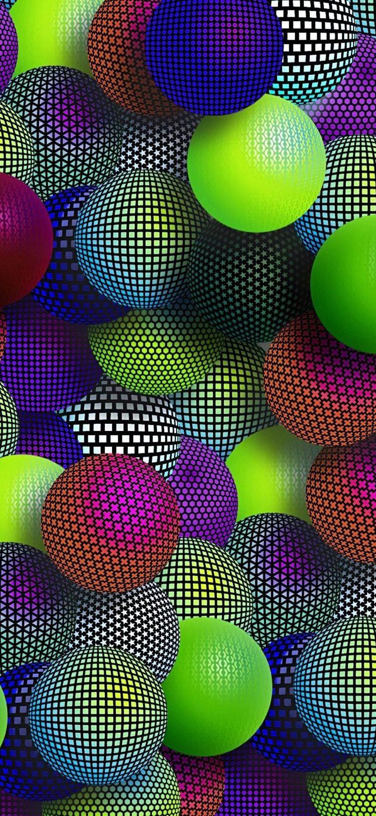 3D Phone Wallpaper 002 1080x2340 768x1664