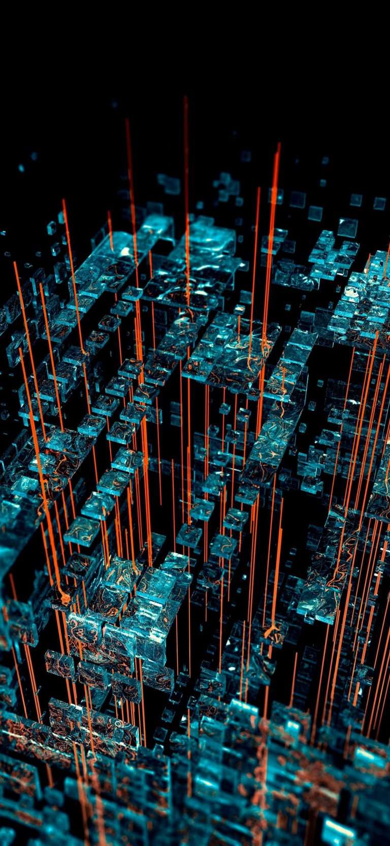 3D Phone Wallpaper 015 1080x2340 768x1664