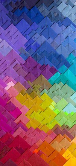 3D Phone Wallpaper 050 1080x2340 254x550