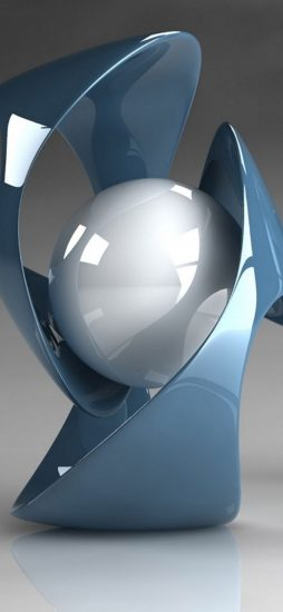 3D Phone Wallpaper 169 1080x2340 254x550