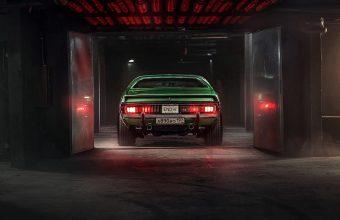 4K Car Garage Tuning Wallpaper 3840x2160 340x220