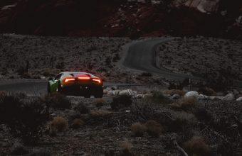 4K Car Sports Car Mountains Wallpaper 3840x2160 340x220