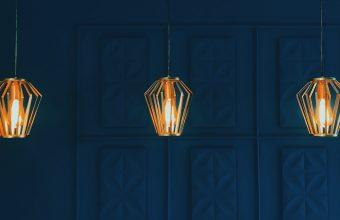4K Chandelier Lamp Sconce Wallpaper 3840x2160 340x220