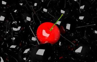 4K Cherry Berry 3d Wallpaper 3840x2160 340x220