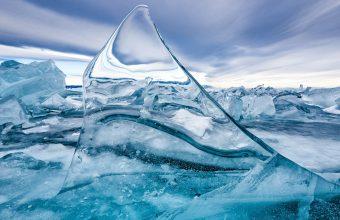 4K Ice Floe Splinter Wallpaper 3840x2160 340x220