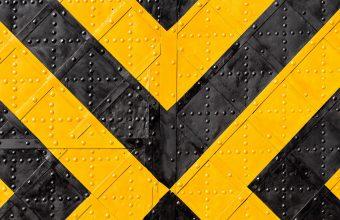4K Iron Marking Stripes Wallpaper 3840x2160 340x220