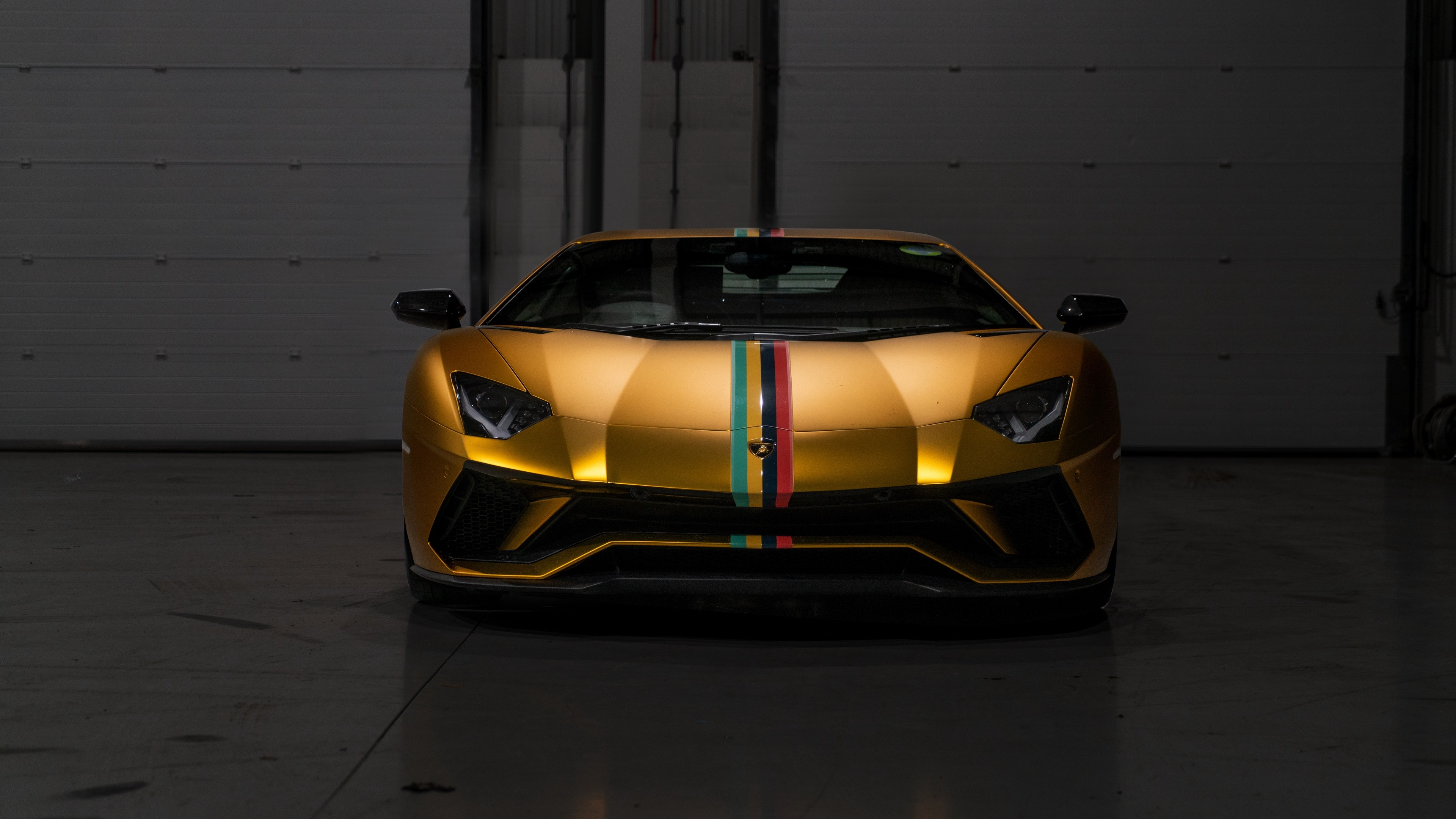 Sport Cars Wallpaper 4k: 4K Lamborghini Aventador Lamborghini Sports Car Wallpaper