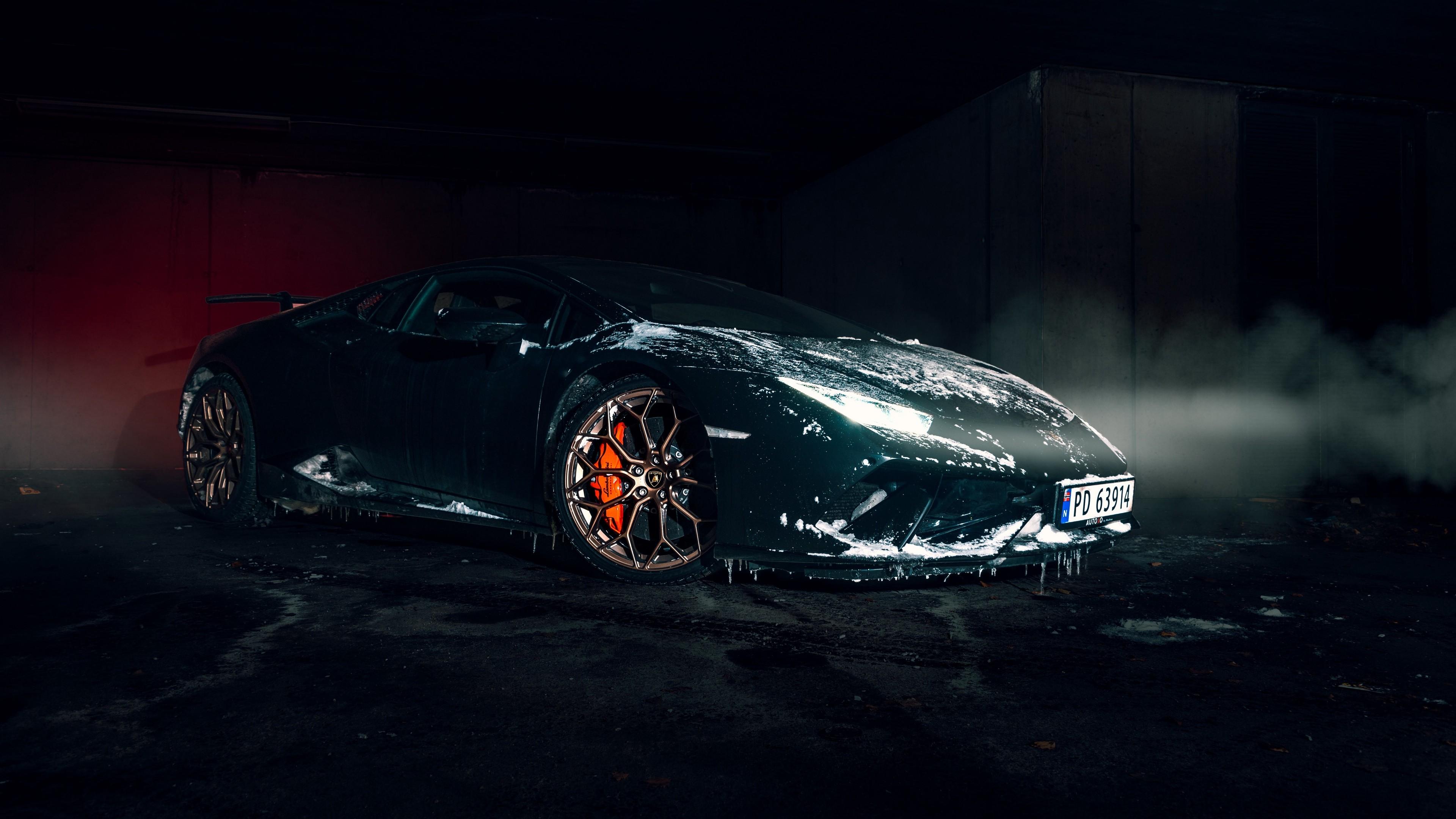 4k Lamborghini Aventador Wallpaper 3840x2160