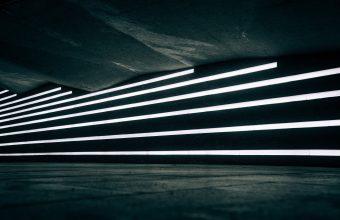 4K Lines Neon Light Wallpaper 3840x2160 340x220