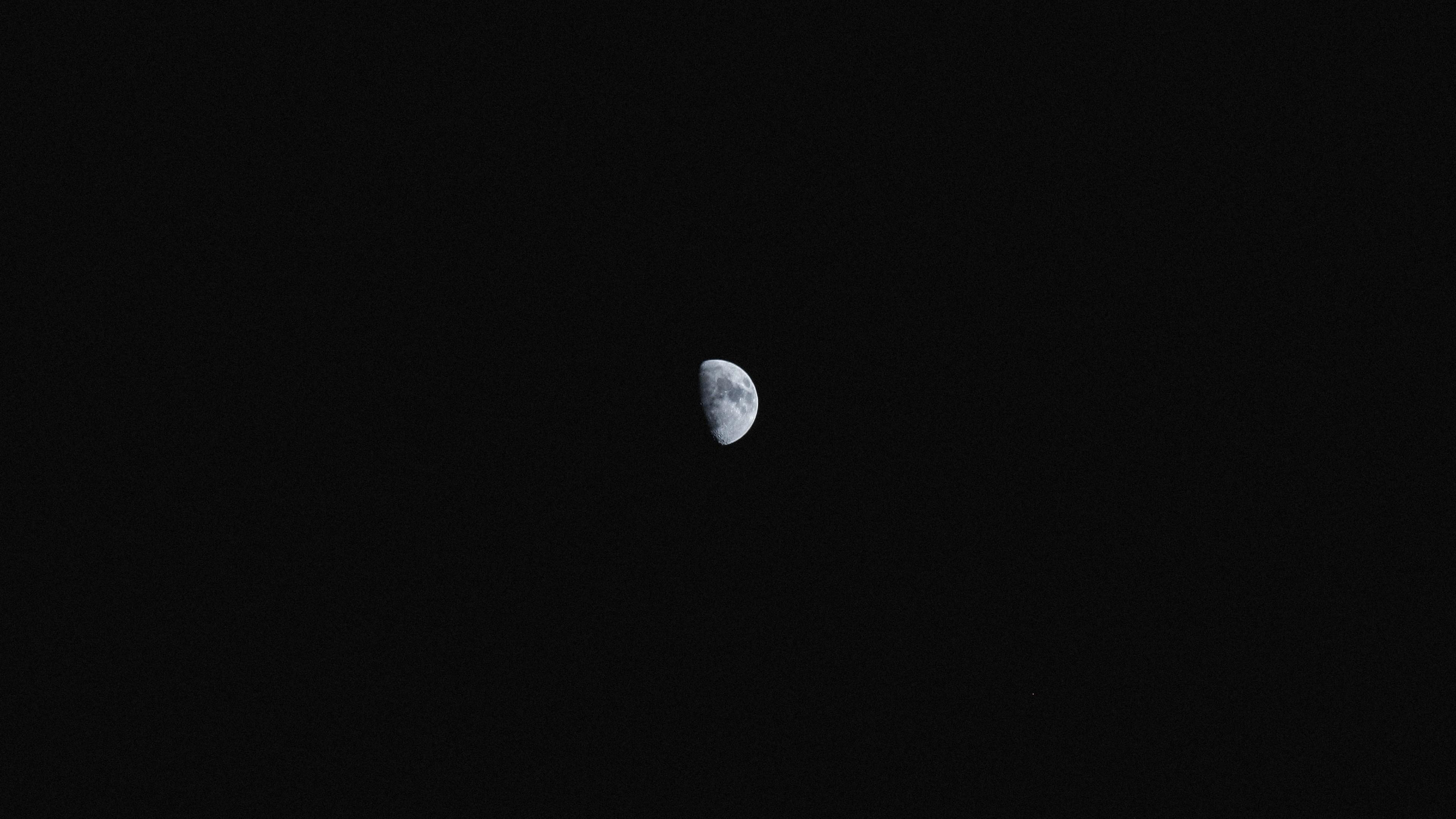 4k Moon Full Moon Sky Wallpaper 3840x2160
