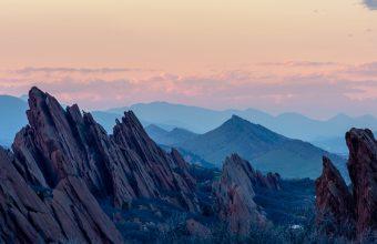 4K Mountains Rocks Landscape Wallpaper 3840x2160 340x220