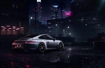 4K Porsche 911 Carrera S Porsche Sportscar Wallpaper 3840x2160 340x220