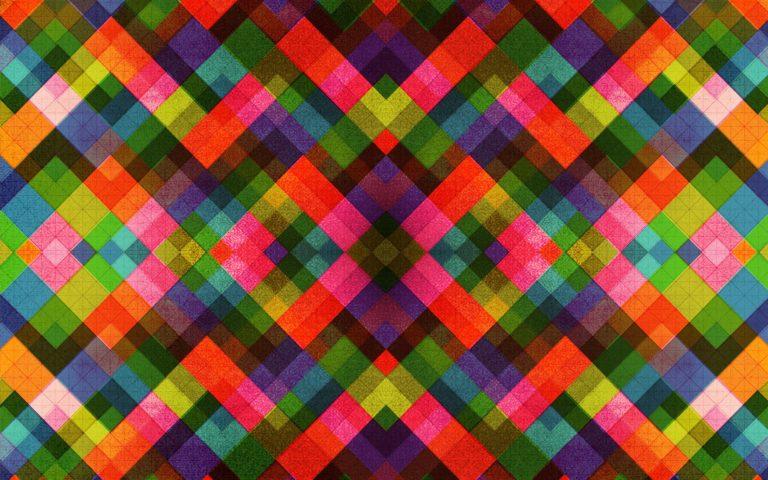 Abstract Multicolor Patterns Retro Wallpaper 2560x1600 768x480
