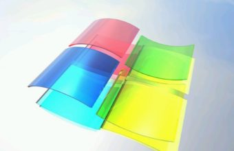 Abstract Multicolor Windows XP Microsoft Wallpaper 1600x1200 340x220