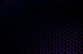 Abstract Purple Circles Pattern Wallpaper 1920x1200 340x220