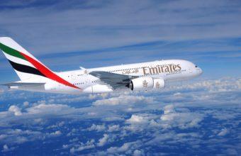 Airbus A380 4K Wallpaper 3840x2160 340x220