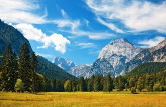 Alps Switzerland Alpen Mountains Wallpaper 4100x2733 340x220