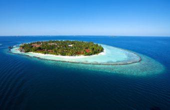 Amazing Maldives Island View 340x220
