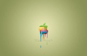 Apple Inc Apple Macintosh Wallpaper 2560x1600 340x220