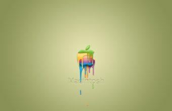 Apple Inc Apple Macintosh Wallpaper 2560x1600 340x220