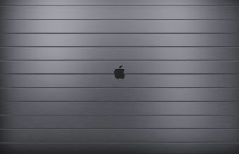 Apple Logo Dark Wallpaper 1920x1200 340x220
