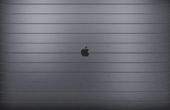 Apple Logo Dark Wallpaper 1920x1200 340x220
