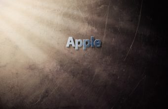 Apple Mac Label Wallpaper 2560x1600 340x220