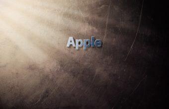 Apple Mac Label Wallpaper 2560x1600 340x220