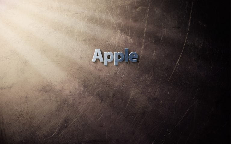 Apple Mac Label Wallpaper 2560x1600 768x480