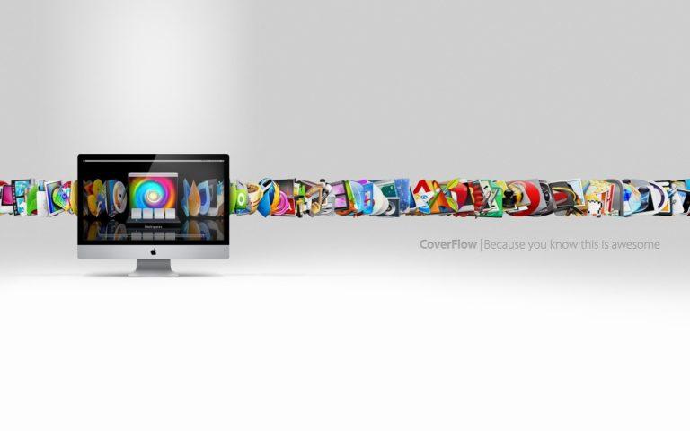Apple Mac Macintosh Wallpaper 1920x1200 768x480