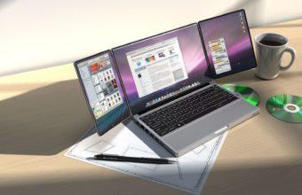 Apple Macbook Concept Wallpaper 1920x1080 340x220