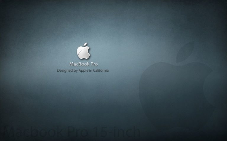 Apple Macbook Pro 15 Inch Wallpaper 1280x800 768x480