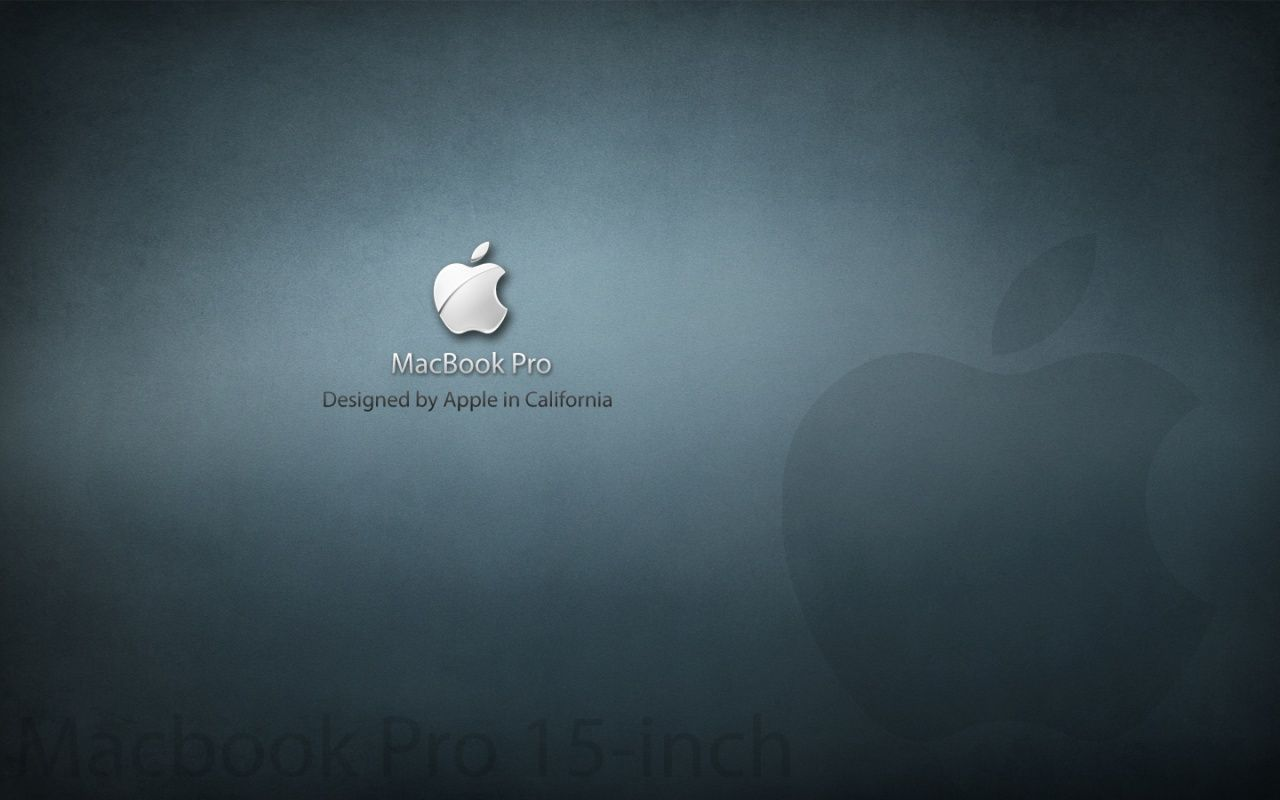 apple macbook pro 15 inch wallpaper [1280x800]