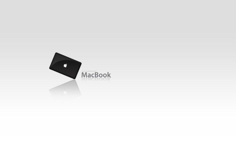 Apple Macbook White Background Wallpaper 1920x1200 768x480
