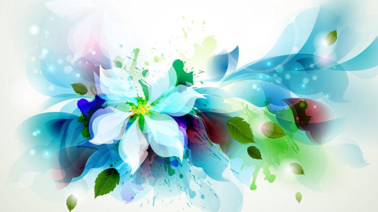 Artistic Flower 4K Wallpaper 3840x2160 768x432