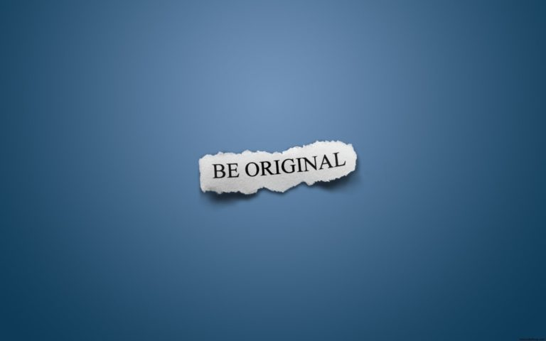 Be Original Widescreen 1920x1200 768x480