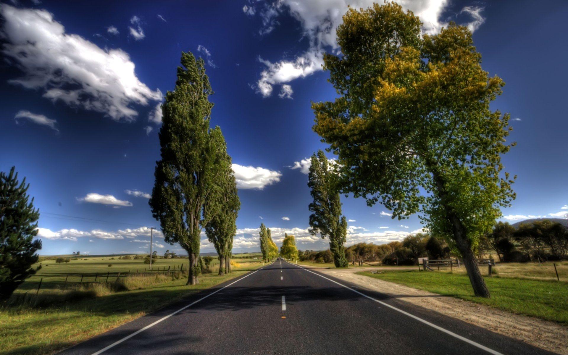 HD Road Wallpapers