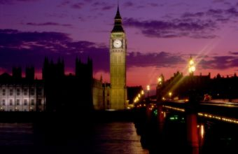 BigBen London Wallpaper 1600x1200 340x220
