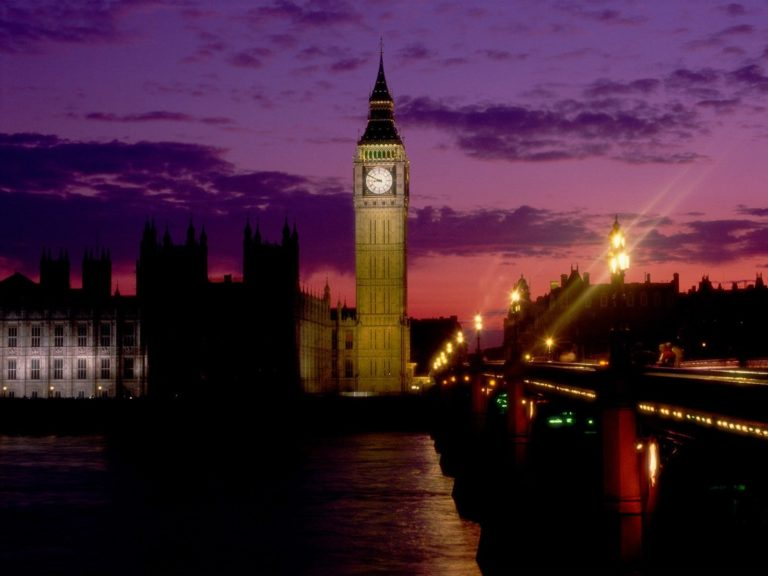 BigBen London Wallpaper 1600x1200 768x576