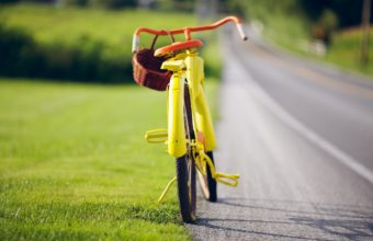 Biking Summer Grass Wallpaper 2048x1365 340x220