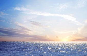 Blue Sea iPhone 7 Wallpaper 750x1334 340x220