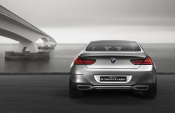 Bmw 6 Series Coupe 340x220