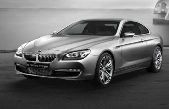 Bmw 6 Series Coupe Concept 340x220