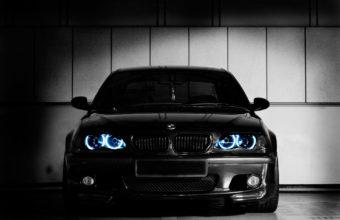 Bmw Black in Dark Light 340x220
