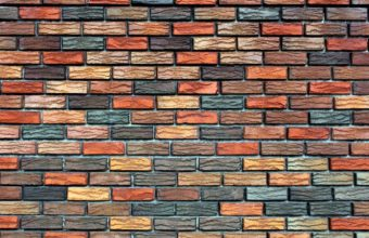Bricks Texture Background Wallpaper 1920x1080 340x220