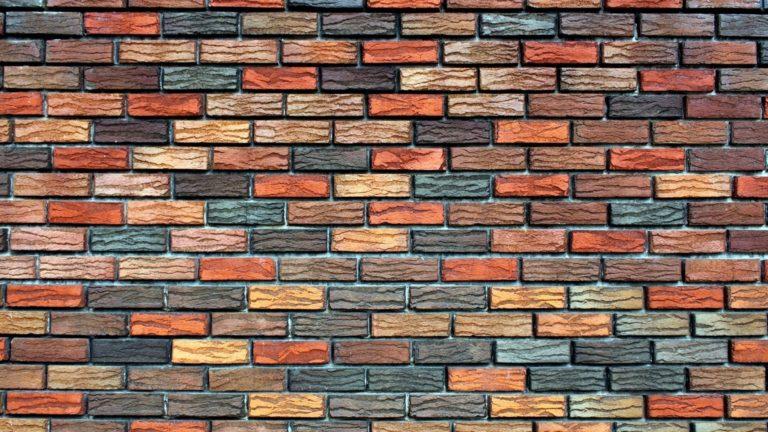 Bricks Texture Background Wallpaper 1920x1080 768x432