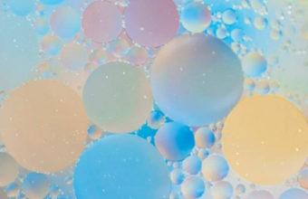Bubbles iPhone 7 Wallpaper 750x1334 340x220
