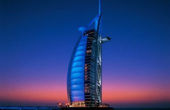 Burj Al Arab Dubai UAE Wallpaper 1600x1200 340x220