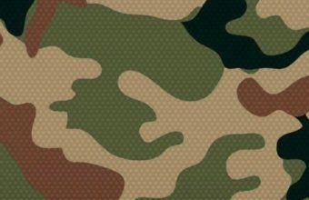 Camouflage iPhone 7 Wallpaper 750x1334 340x220