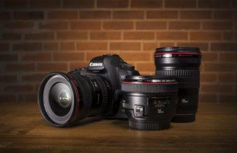Canon 4K Wallpaper 3840x2160 340x220